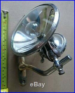 1920s SMITHS SIGNPOST LAMP MIRROR Vintage Austin Morris MG Riley Alvis VSCC Car