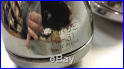 2 GUIDE B-31 Chevy Buick CADILLAC Vintage Running Back up Lamp LIGHT Oldsmobile