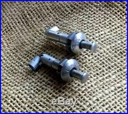 2 NOS linread Courtesy Light / Interior Lamp Switches / classic Mini Mk1 /cooper