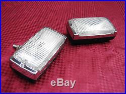 66-74 Nos Vintage Bosch Volvo 142 144 145 164 Foglights Lamps