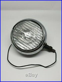 Bosch Foglight Fog Lamp Light Vintage