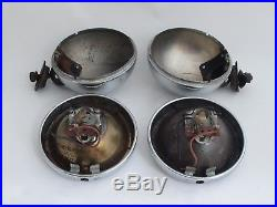 Bosch Vintage Fog Light Lamp Foglight Mercedes MB Volkswagen Vw Split Oval