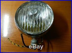 Carello 02.140.700 fog lamp vintage rare excelent shape