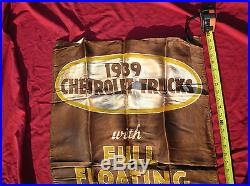 Chevrolet VINTAGE GM ACCESSORY 1939 BANNER 37 PASSING LAMP 1936 1935 SUPER RAY