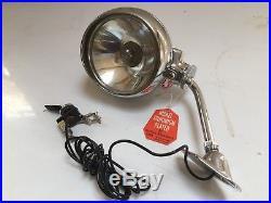 Classic Vintage Styla not Raydot Lucas Pillar spot light Lamp New Old Stock