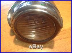 Early Cowl Fender vintage Buick PACKARD light LAMP glass Lens antique Auto