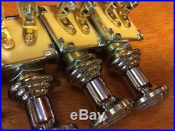 Headlight Head Light Heater Fog Light Vintage Dash Scta Custom Beehive X=5 Knob