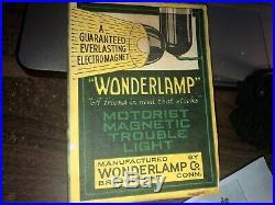 Lamp / Lite Vintage Original Auto Mounting nos Part Antique