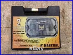 Marchal Fog & Cornering Lamp Kit Vintage