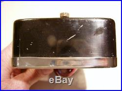 NICE Old Antique Vintage 1920's Maxwell Car Tail Light Lamp