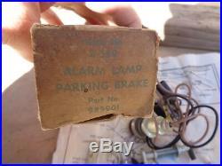 NOS 1964 1965 Chevelle PARKING BRAKE LAMP ALARM Original GM Accessory Malibu SS