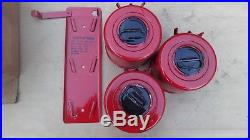 NOS EMERGENCY SAFETY LIGHT SET S&M LAMP ford chevy gmc plymouth dodge IHC truck