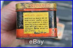Original 1920 s- 1930s Vintage Western Auto lamp Bulb tin box nos ge Ford gm c