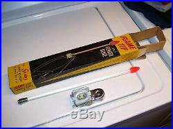 Original 1940' s 1950' s Vintage Accessory Santay Fender guide light nos in box