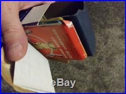 Original 1940s-50s Dashboard Jesus companion Accessory vintage scta NOS in BOX