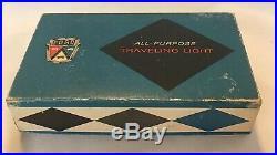 Original Ford motor co. Automobile nos Travel light lamp promo accessory vintage