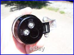 Original GM BUICK automobile compass gauge vintage accessory 1960' s auto set