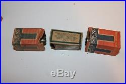 Original GM CHEVROLET glovebox automobile promo vintage lamp bulb box 40s 50s