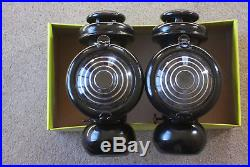 Pair of Vintage Ford Model T Oil Lamps