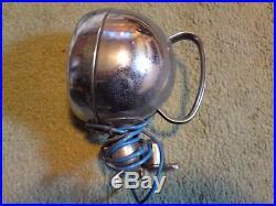 Raydyot Vintage Classic Car 4 Search Spot Light Lamp Adjustable Swivel Chrome