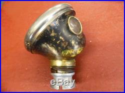 VINTAGE 1920's TEENS SOLID BRASS ERA CADILLAC COWL LIGHT LAMP