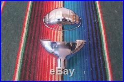 VINTAGE Antique Fog Light Lamp CATS EYE SHAPE B-L-C MODEL B-J8 ACCESSORY BLC