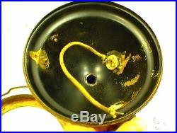 VINTAGE HEADLIGHT LAMP S&M LAMP #80 1900s 1920s RAT HOT ROD ANTIQUE BRASS ERA