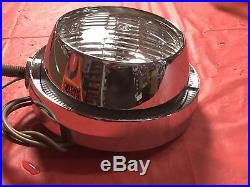 VINTAGE NOS UNITY M10000 FOG LIGHT LAMP FORD MOPAR GM CHEVY 50s RAT ROD HOT 59