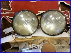 Vintage 1937 1938 1939 1940 Chevy Pickup Truck Tilt Ray Headlights Hot Rat Rod