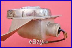Vintage 1955 1956 Mercury Montclair Rear Seat Courtesy Lamp Assembly Dome light