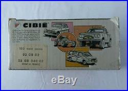 Vintage Cibie Driving Lights Series 195 Road Lamp Kit Porsche Bmw Audi Datsun
