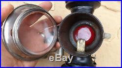 Vintage DIETZ EUREKA SIDE MARKER LAMP LIGHT Original Buggy LANTERN Model T Ford