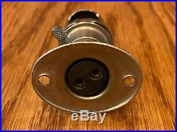 Vintage Hooded Dash Map Light Lamp Accessory 1932 Ford Chevy Buick Mopar Scta