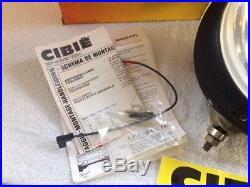 Vintage Nos Cibie Super Oscar Long Range Spot Lamp 88-01-006 Boxed Suit Rally