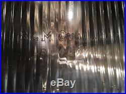 Vintage S&m Oval Lite Hot Rod Rat Scta