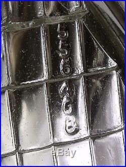 Vintage Set 2 Original Lucas PL 700 Headlights Lamps Left Hand Drive 556468