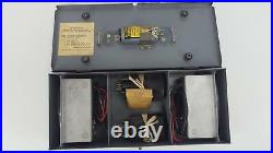 Vintage Spare Parts Kit S-1169 28-Volt Identification X-400 Lamps Aircraft WWII