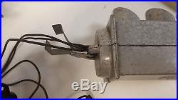 Vintage Stadco Life-saver Miniature Traffic Stoplight Car Back Window Accessory