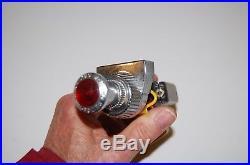 Vintage automobile accessory Hazard warning flasher switch light lamp kit
