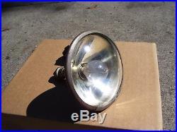 Vintage head light lamp HARLEY KNUCKLEHEAD FLATHEAD PANHEAD BOBBER HOT ROD OLD