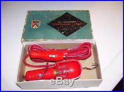 Vintage nos 60s Ford original promo light kit auto parts tool mercury lincoln