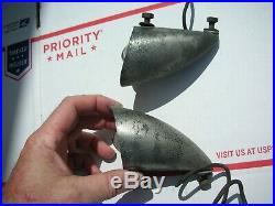Visor cowl lamp FENDER light Vintage STUDEBAKER 1920's 1930's Rat rod JEWEL kemp