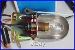 Vtg nos GM original Accessories under hood lamp light Chevrolet chevelle