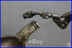 Woodward Machinist Industrial Task Auto Mechanic Lamp Light Vintage Parts/Repair